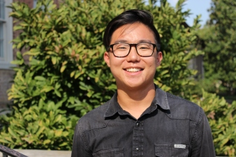 Isaiah Kim | Outreach | Senior | Raleigh, NC