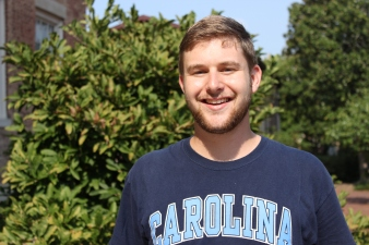 Jack Bratton | Finance | Junior | Greenville, NC