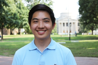 Ryan Huang | Marketing | Junior | Charlotte, NC