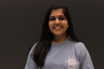 Ushma Vaidya | Operation and Logistics | Senior | Greenville, NC