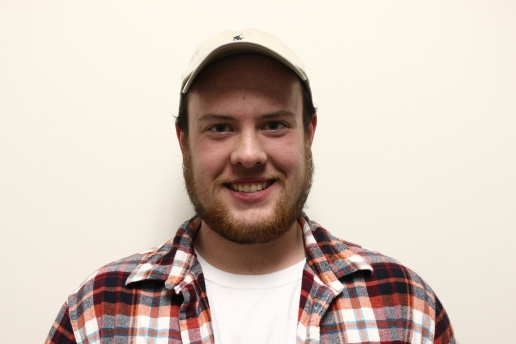 Mark Burnett | Marketing | Junior | Raleigh, NC