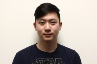 Daniel Kim   Student Experience   Junior   Charlotte, NC
